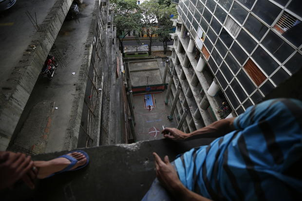 Highest slum in the world