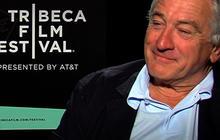 Robert De Niro, Jane Rosenthal on 2014 Tribeca Film Festival