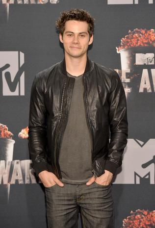 MTV Movie Awards 2014 press room