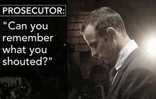 Pistorius' dramatic courtroom breakdown in murder trial