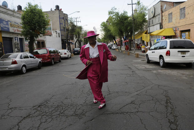 """""""Pachuco"""" style in Mexico"""
