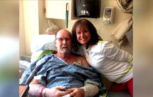 Boston bombing victim's miraculous recovery, and the doctor who saved him