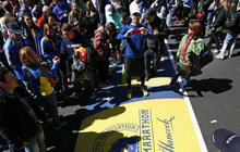 Boston Marathon: 36,000 runners to compete