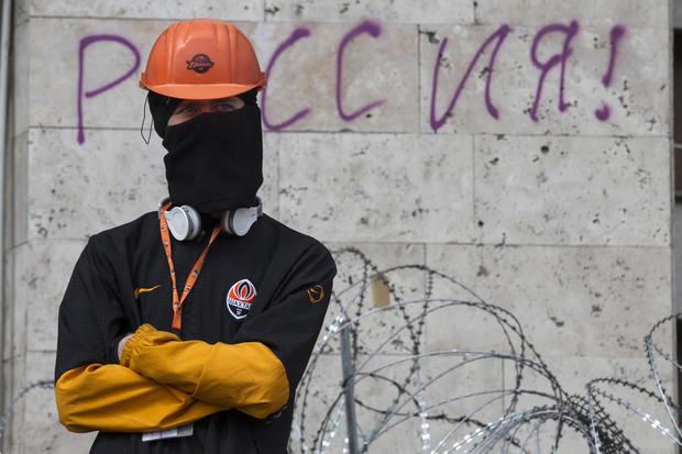 More violence shakes Ukraine