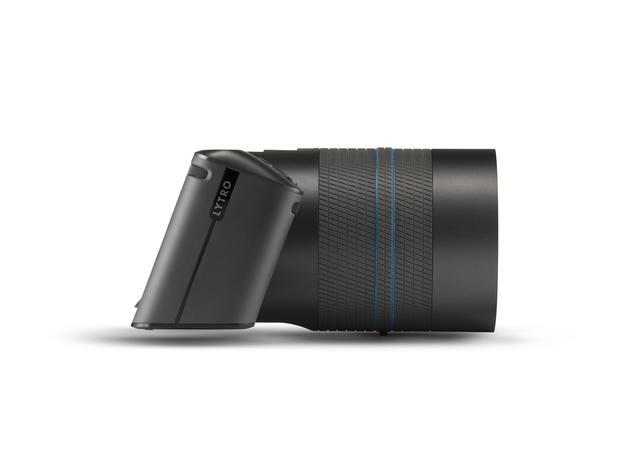 Lytro Illum light-field camera