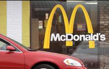 McDonald's suffers first quarter sales slump