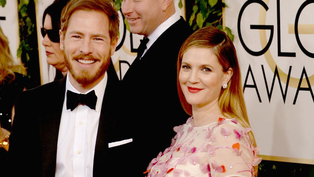 Drew Barrymore and Will Kopelman welcome daughter Frankie - CBS News ...