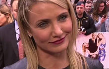 "Cameron Diaz, Leslie Mann, Kate Upton bond over ""The Other Woman"""