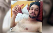 James Franco talks about his bedroom Instagram selfies