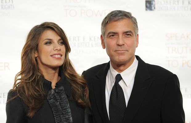 The ladies of George Clooney
