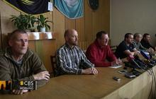 Ukraine crisis: European military observers held by pro-Russian separatists