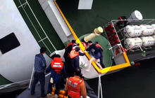 Watch: South Korean ferry captain rescued from disaster