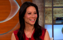 """Lucy Liu on directing an episode of """"Elementary"""""""