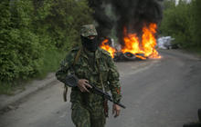 Ukraine moves to retake rebel-held Slavyansk