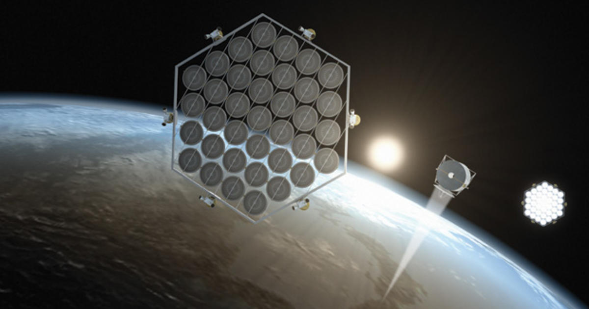 Japanese space agency hopes to harness solar power in 25 ...