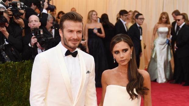 Victoria Beckham Talks Falling In Love With Husband David