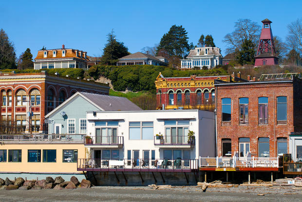Top 10 Beach Towns For Retirees Cbs News