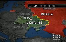 Russia's tone softens over Ukraine crisis
