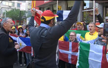 Fast food worker wage protest goes global