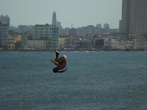 Cliff Diving World Series in Cuba