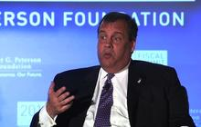 "Chris Christie: ""Wasted unlike"" to slam undeclared candidates"