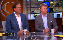 Thursday Night Football: Jim Nantz and Phil Simms on CBS primetime games