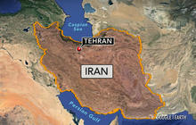 """Preview: """"60 Minutes"""" goes inside Iran to expose nation at crossroads"""