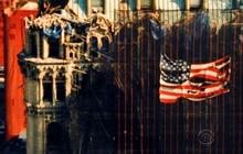 Ground Zero flag becomes symbol of American triumph