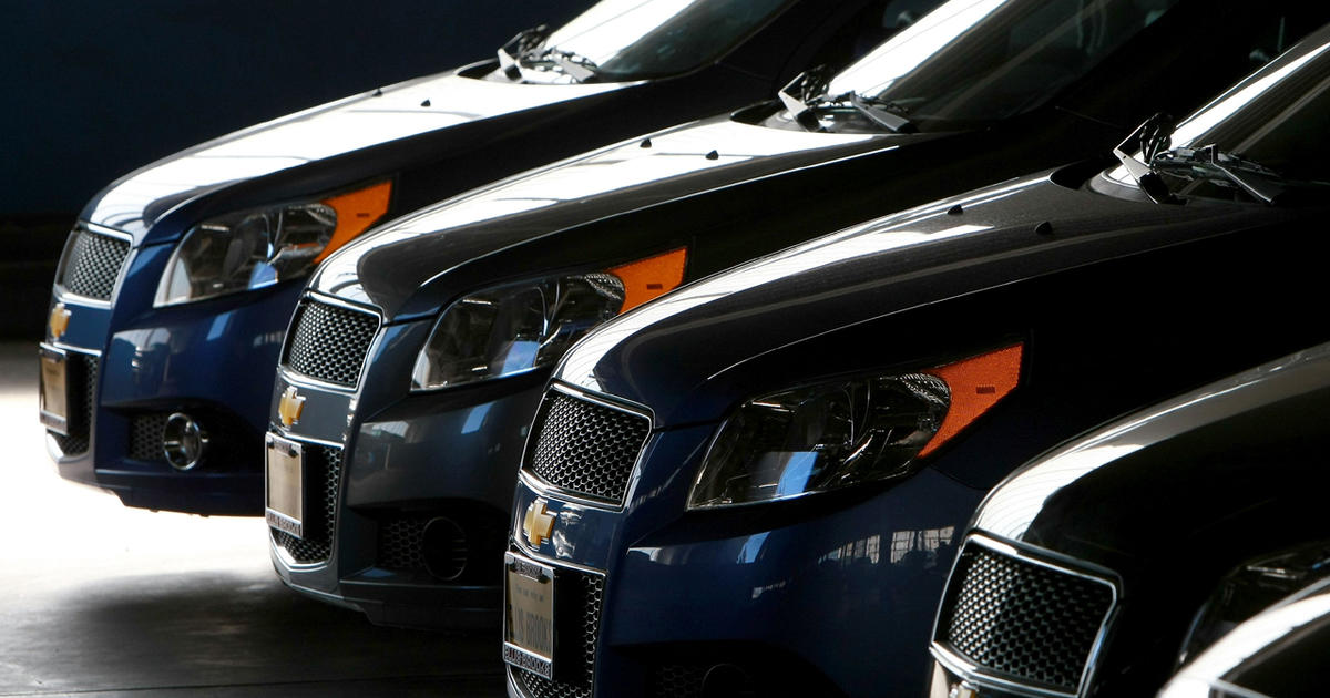 gm adds 218 000 subcompacts to growing recall list cbs news. Cars Review. Best American Auto & Cars Review