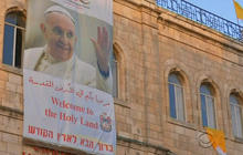 Pope's historic visit to Holy Land stirs controversy