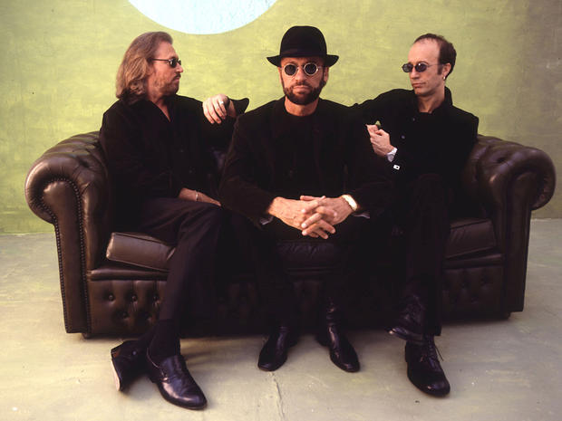 Barry Gibb and the Bee Gees