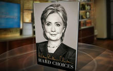 Hillary Clinton's new memoir won't contain political finger-pointing