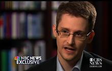 """Edward Snowden says he was """"trained as a spy"""""""