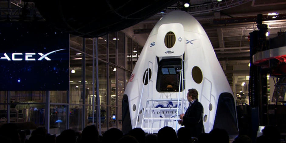 SpaceX Shuttle (page 3) - Pics about space