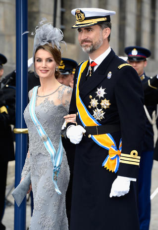 Meet Spain's new King and Queen