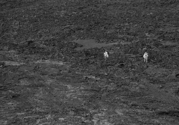 Rare NASA photos of Apollo astronauts training in Hawaii