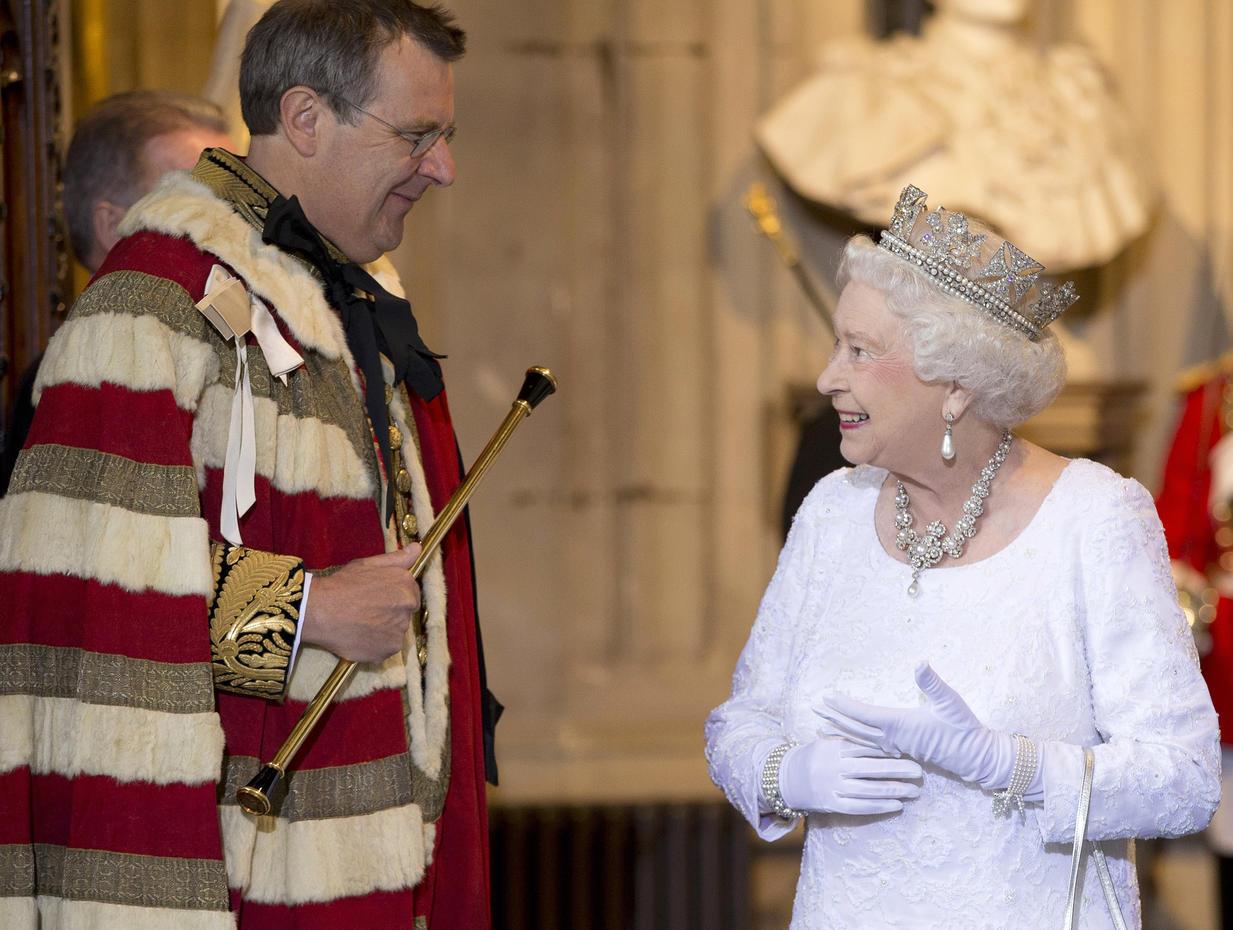 England queen 2014