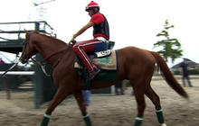 California Chrome readies for shot at the Triple Crown