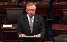 Harry Reid: GOP playing politics with Bowe Bergdahl release