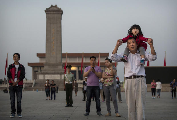 25th Anniversary of Tiananmen Square