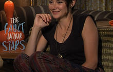 """How """"The Fault in Our Stars"""" cast stayed upbeat on-set"""