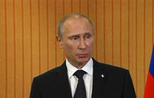 Obama, Putin discuss Ukraine conflict for first time