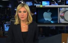 Apple stock below $100 after split