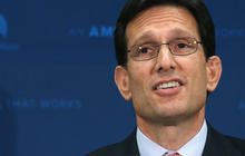 What does Cantor defeat mean for Republican Party?