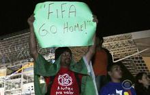 Brazilians furious over $11 billion spent on World Cup