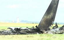 Pro-Russian militants shoot down Ukraine transport plane