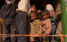 Fallout in Iraq intensifies refugee crisis in Jordan