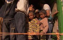 Fallout in Iraq intensifies refugee crisis in Jordan