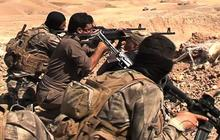 Kurds wage offensive against advancing ISIS militants