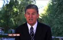 "Joe Manchin: U.S. ""military might"" will not fix Iraq"